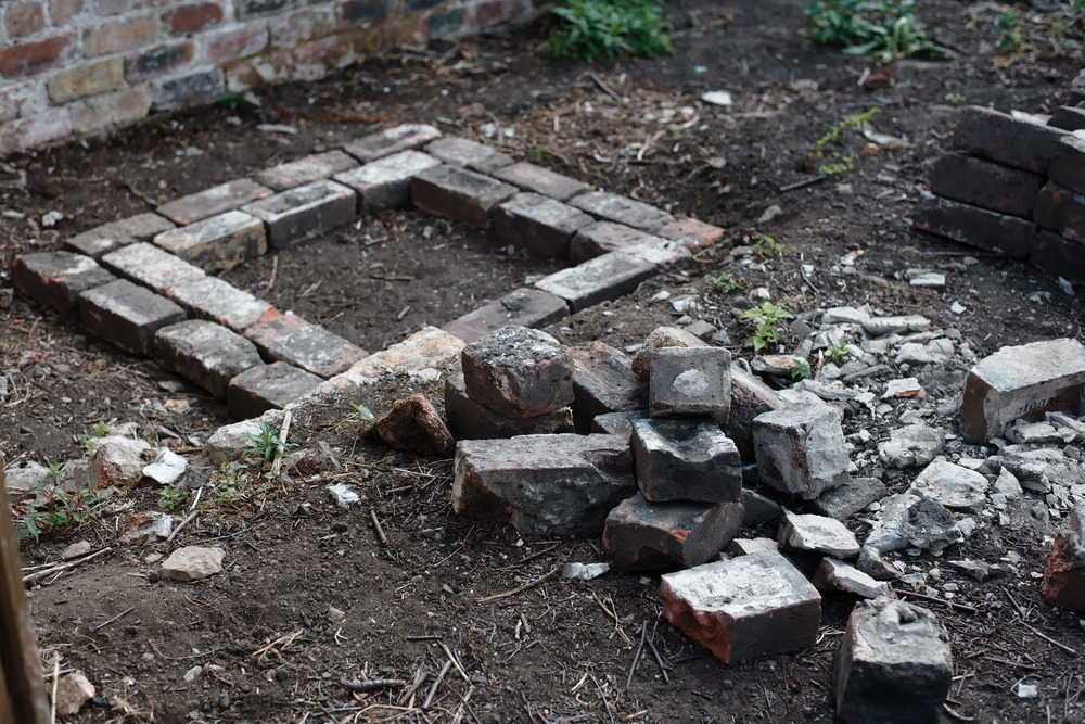 firepit foundation