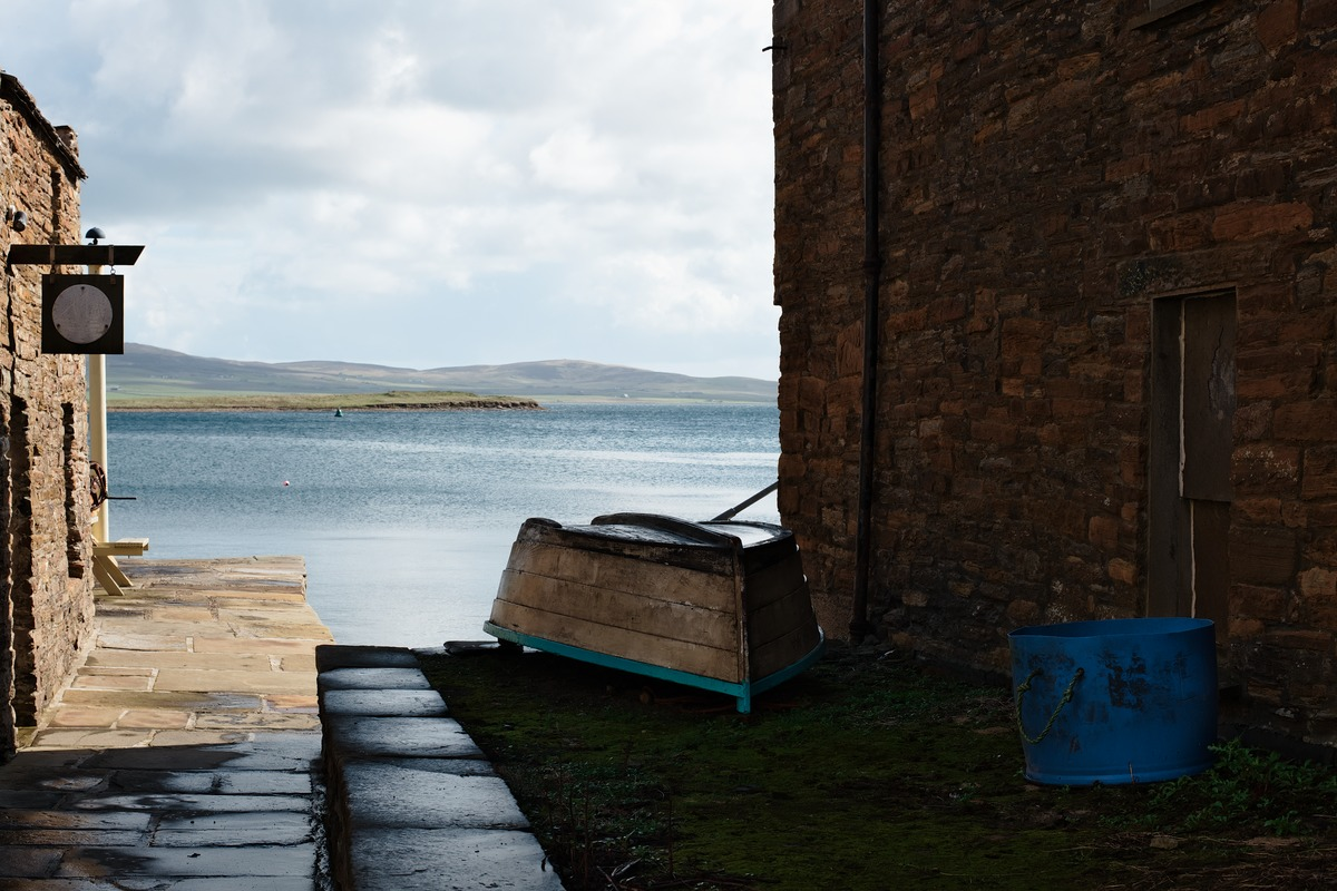 Stromness nooks and crannies