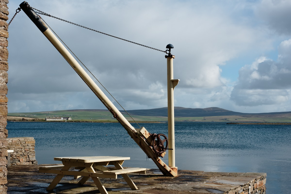 harbour view stromness