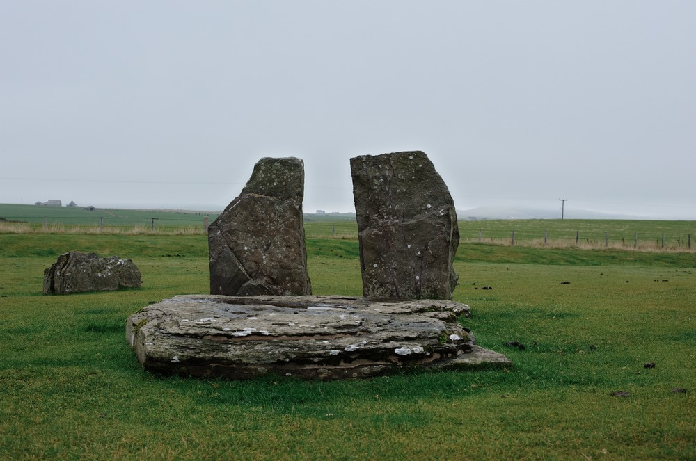 Standing stones Stenness
